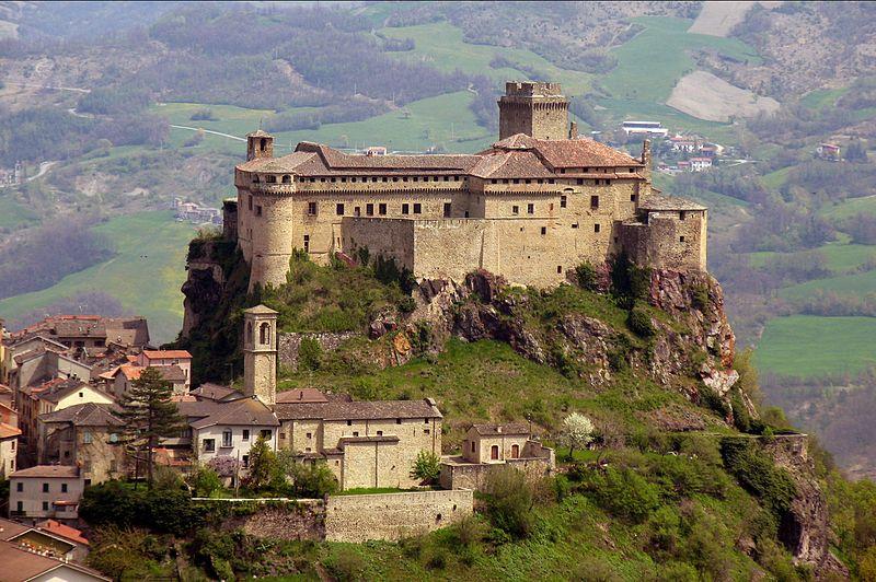 Halloween 2018: Castello di Bardi