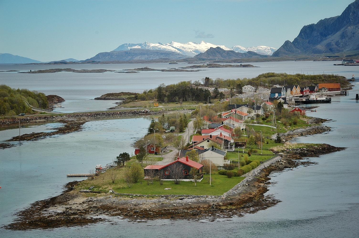 Isole Lofoten: foto di Germana Cabrelle