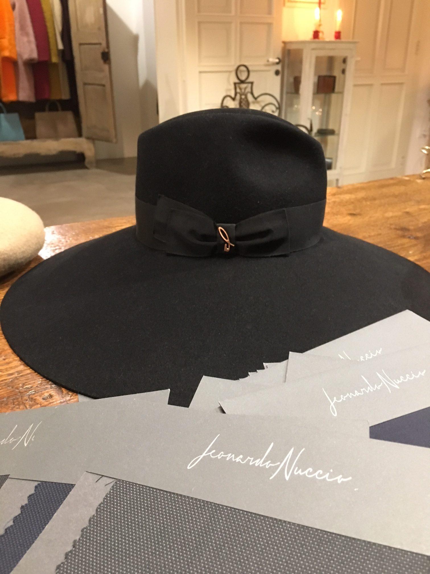 Cappello Doria (foto Germana Cabrelle)