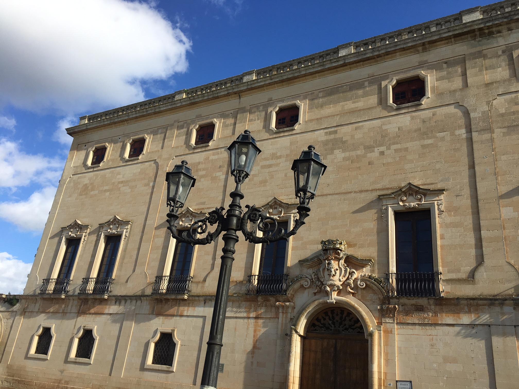 Palazzo Granafei (foto Germana Cabrelle)