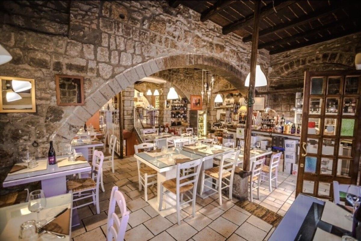 osteria vecchio orologio ristorante viterbo