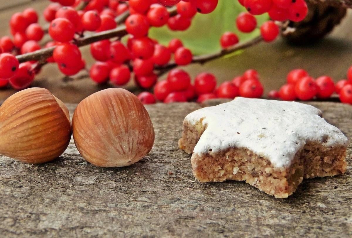 borghi e cucina valle del mignone biscotti nocciole