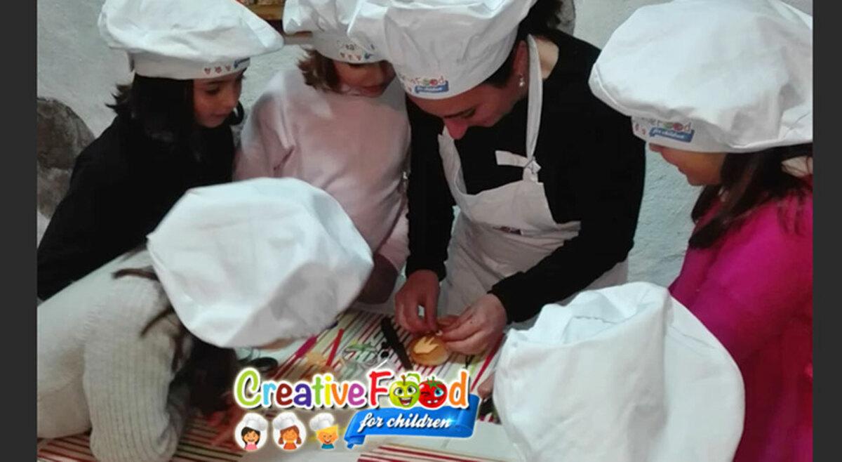 fare ricette gustose con i bambini