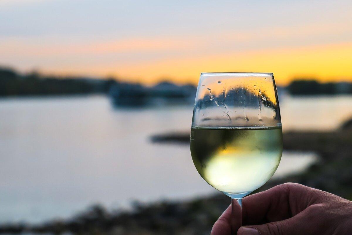vino bianco della tuscia