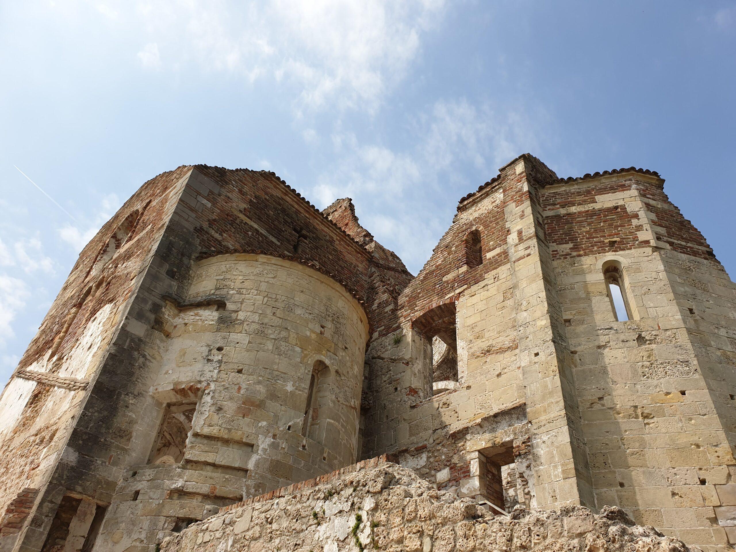 Abbazia di Sant'Eustachio a Nervesa della Battaglia (foto di Magda Beverari)